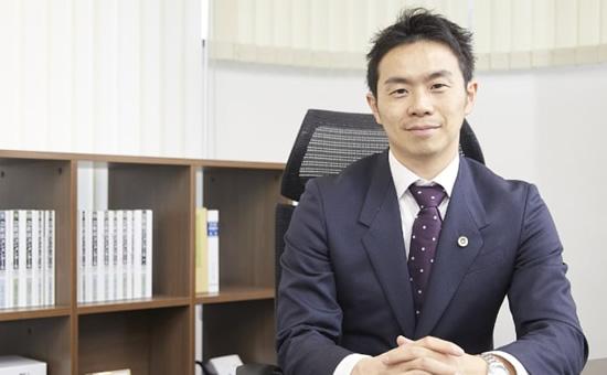 宇田川高史弁護士の写真